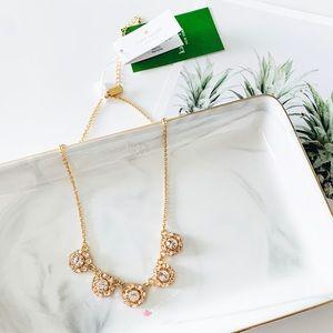 🎆🎆Kate Spade Crystal Collar Necklace